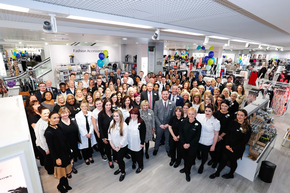 Morleys launch