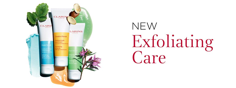 Clarins Exfoliating Care