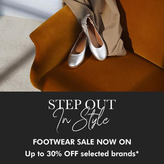 Footwear Sale Now On